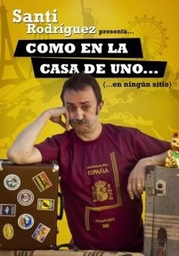 Santi Rodríguez estará en el Gran Teatro de Cáceres el domingo día 11