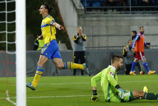 Suecia Ibrahimovic Liechtenstein