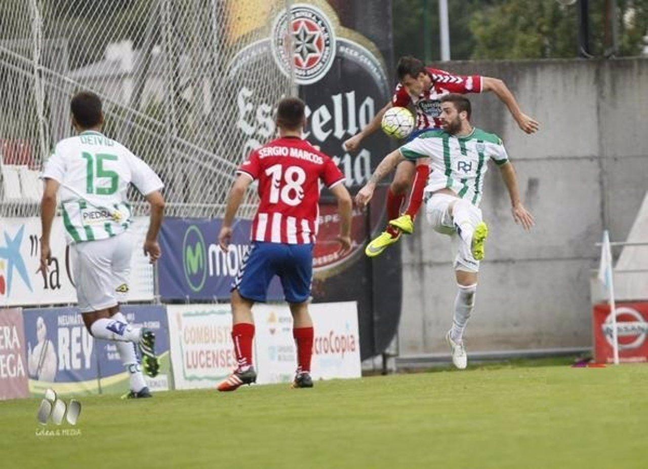 El Córdoba pelea por la primera plaza