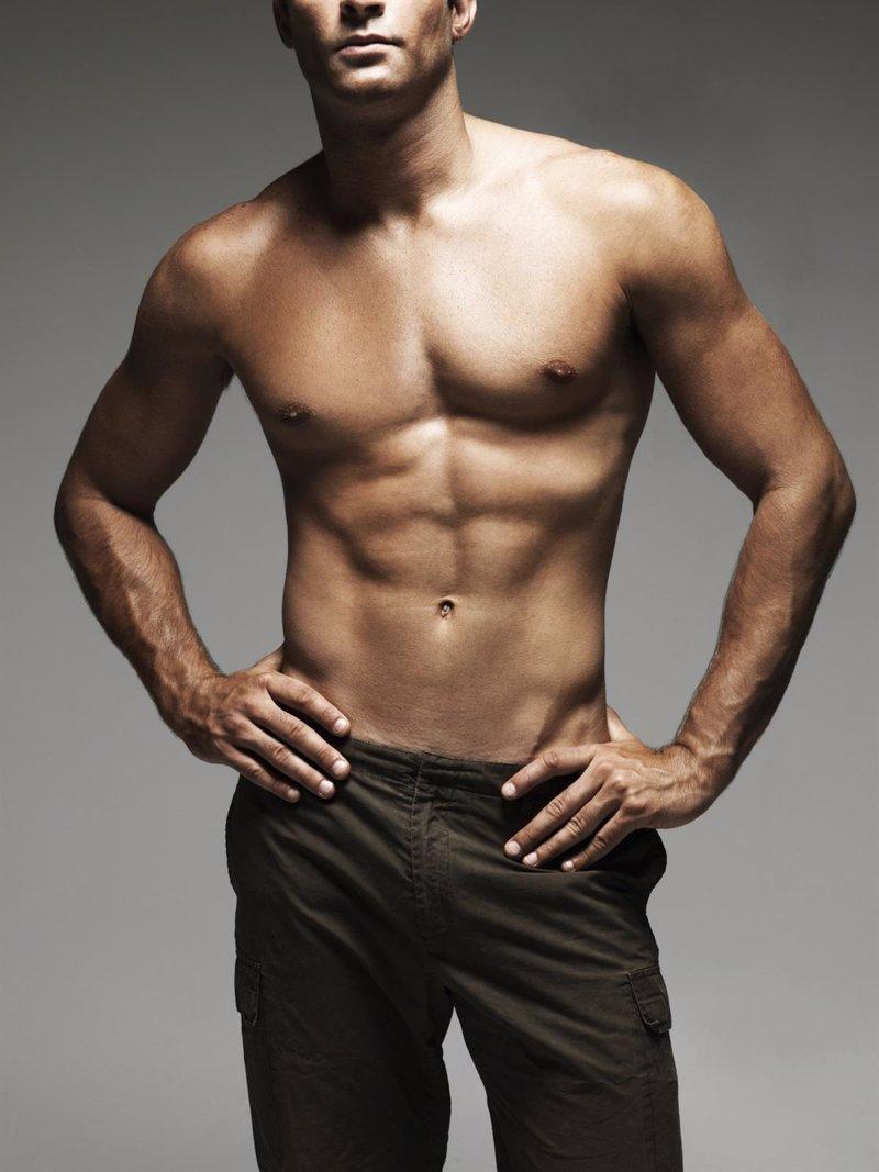 8 claves para conseguir un vientre plano y mantenerlo - Fotografia desnudo masculino ...