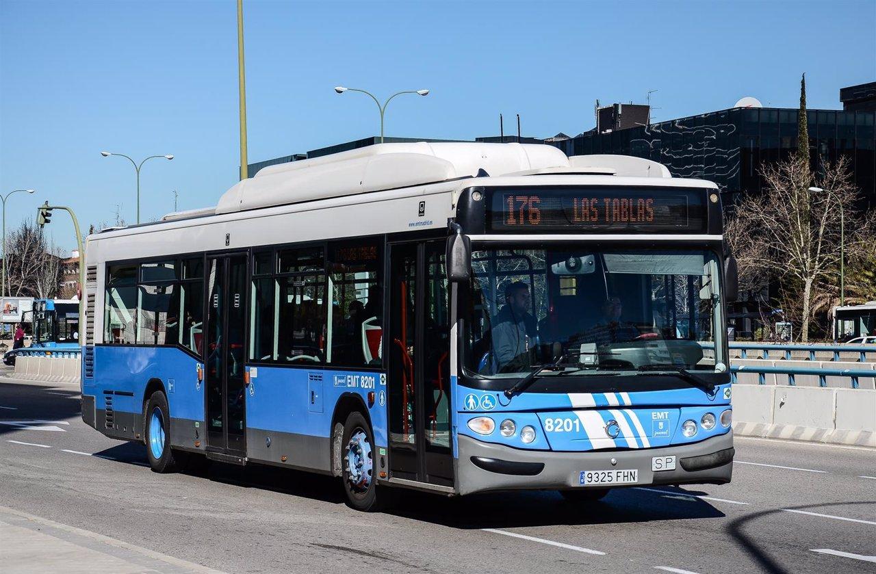 Autobús a Las Tablas