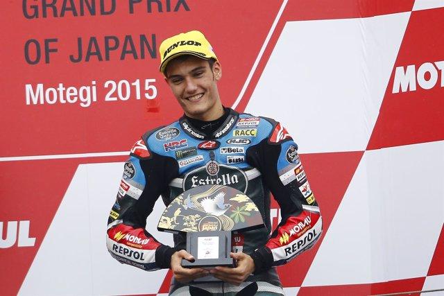 Jorge Navarro Japón Motegi Moto3