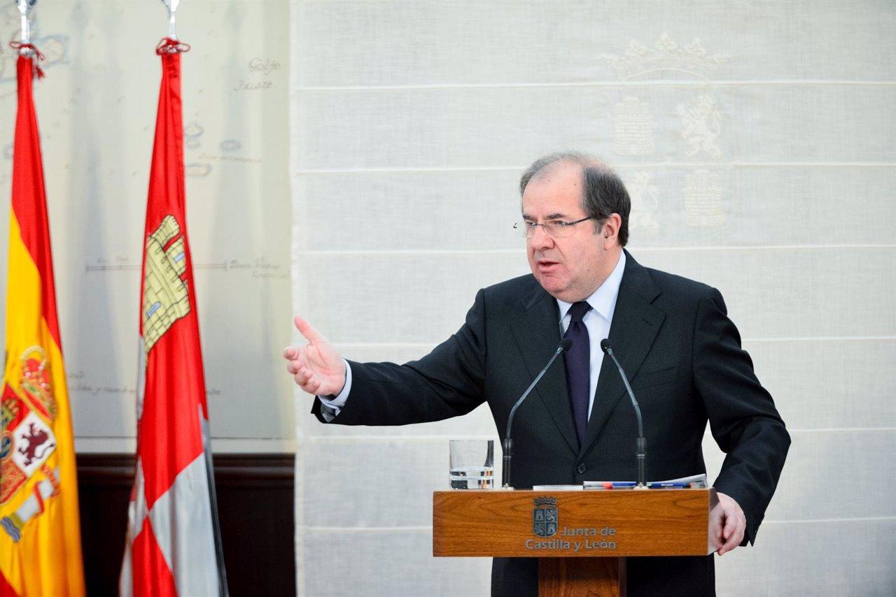 Herrera presenta el proyecto de presupuestos de 2015