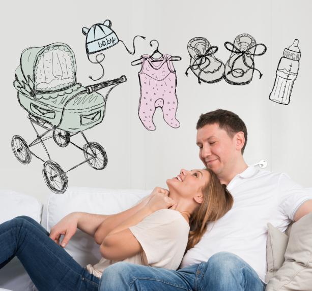 La depresión del futuro padre