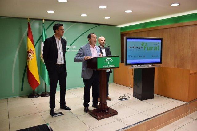 José Luis Ruiz Espejo GDR josé antonio Gonzalez GDR nororma y programa Lidera