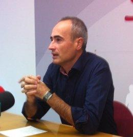 Juan Carlos González Santín renuncia como secretario provincial del PSdeG