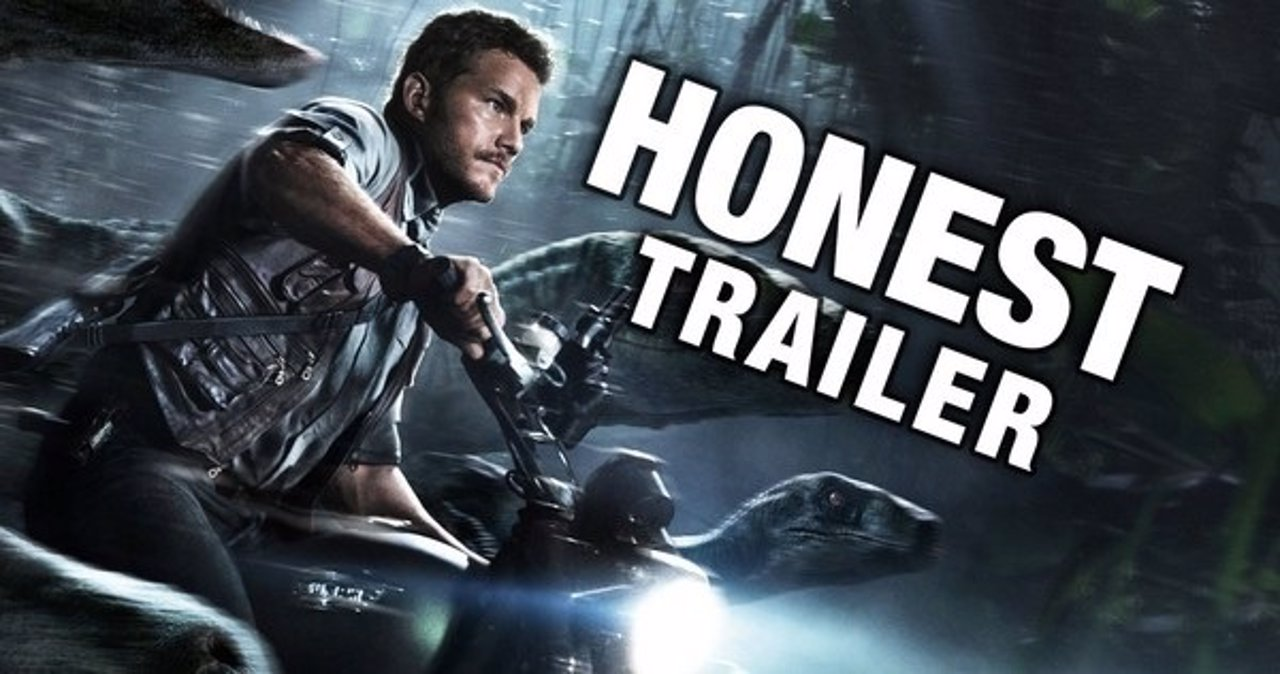 Honest Trailer Jurassic World
