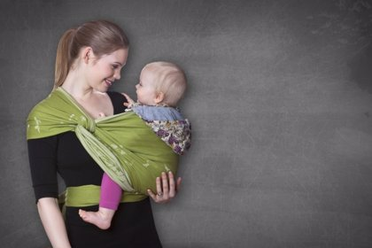 10 beneficios de los portabebés ergonómicos