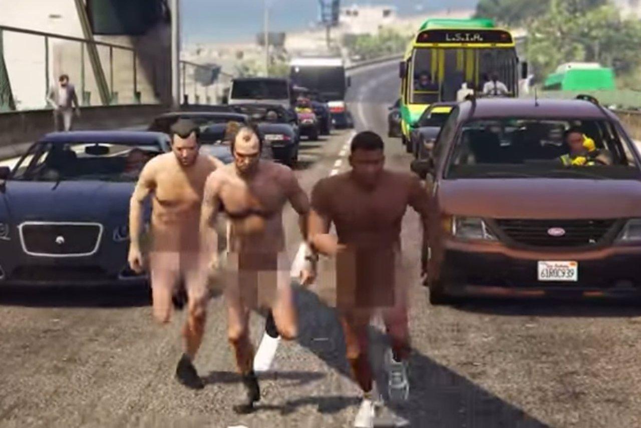 Blink-182 en GTA