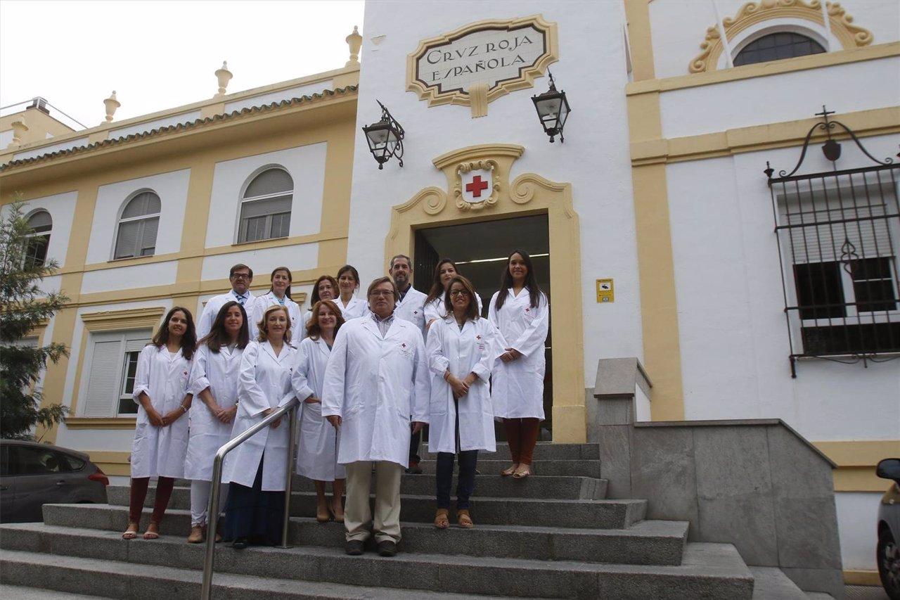 Parte del equipo de especialistas del nuevo Servicio de Urgencias Ginecológicas