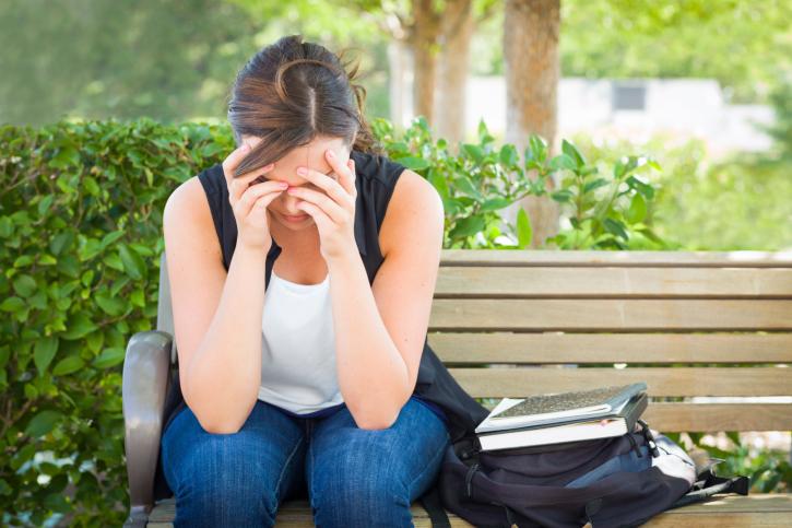 Las depresiones de los adolescentes