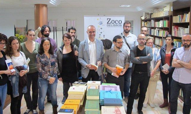 Presentación de Zoco de Libros y Objetos Relacionados con las Letras