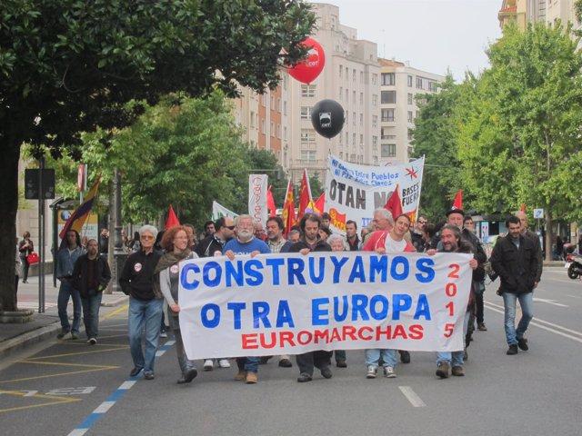Euromarchas 2015 en Cantabria