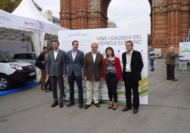 El conseller de Empresa y Empleo de la Generalitat, Felip Puig