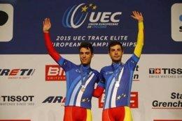 Mora y Torres dan a España el segundo oro del Europeo