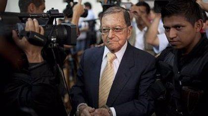 Muere el general López Fuentes, acusado de genocidio en Guatemala