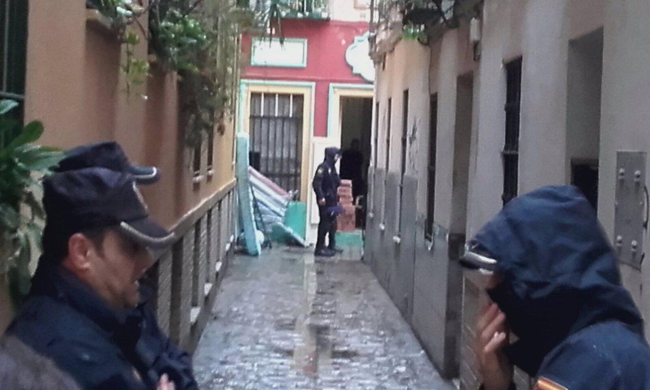 Desalojo de un anciano en Sevilla por impago del alquiler