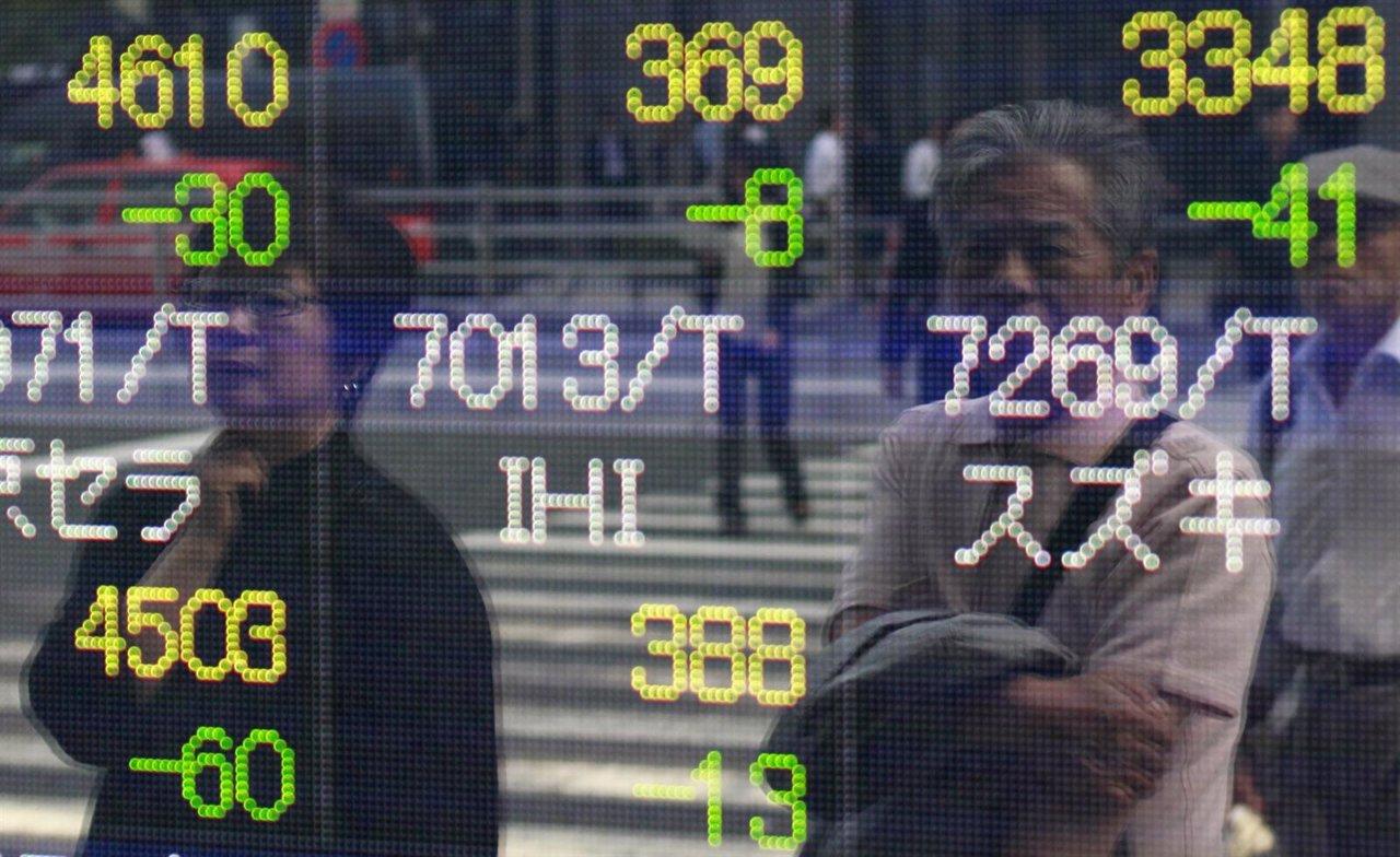 Bolsa. Mercados. Índice bursátil. Japón