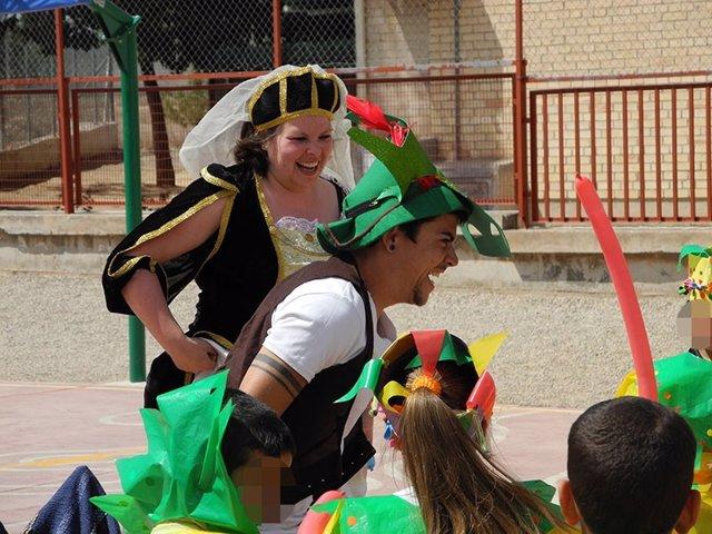 Semana Intercultural medieval