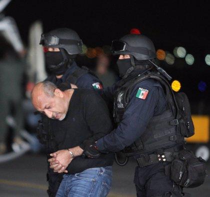 Dictan nuevo auto de formal prisión contra 'La Tuta' por un delito de secuestro