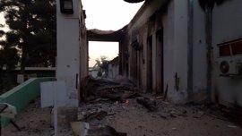 EEUU reconoce que su personal militar empotró un vehículo contra la puerta del hospital de MSF en Kunduz