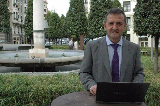 Eneko Astigarraga, presidente de ESLE