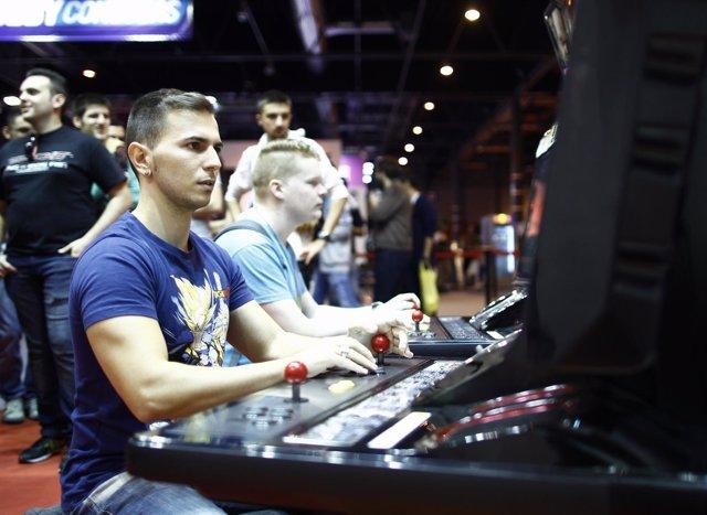 Videojuegos, consolas, realidad virtual, Madrid Games Week 2015