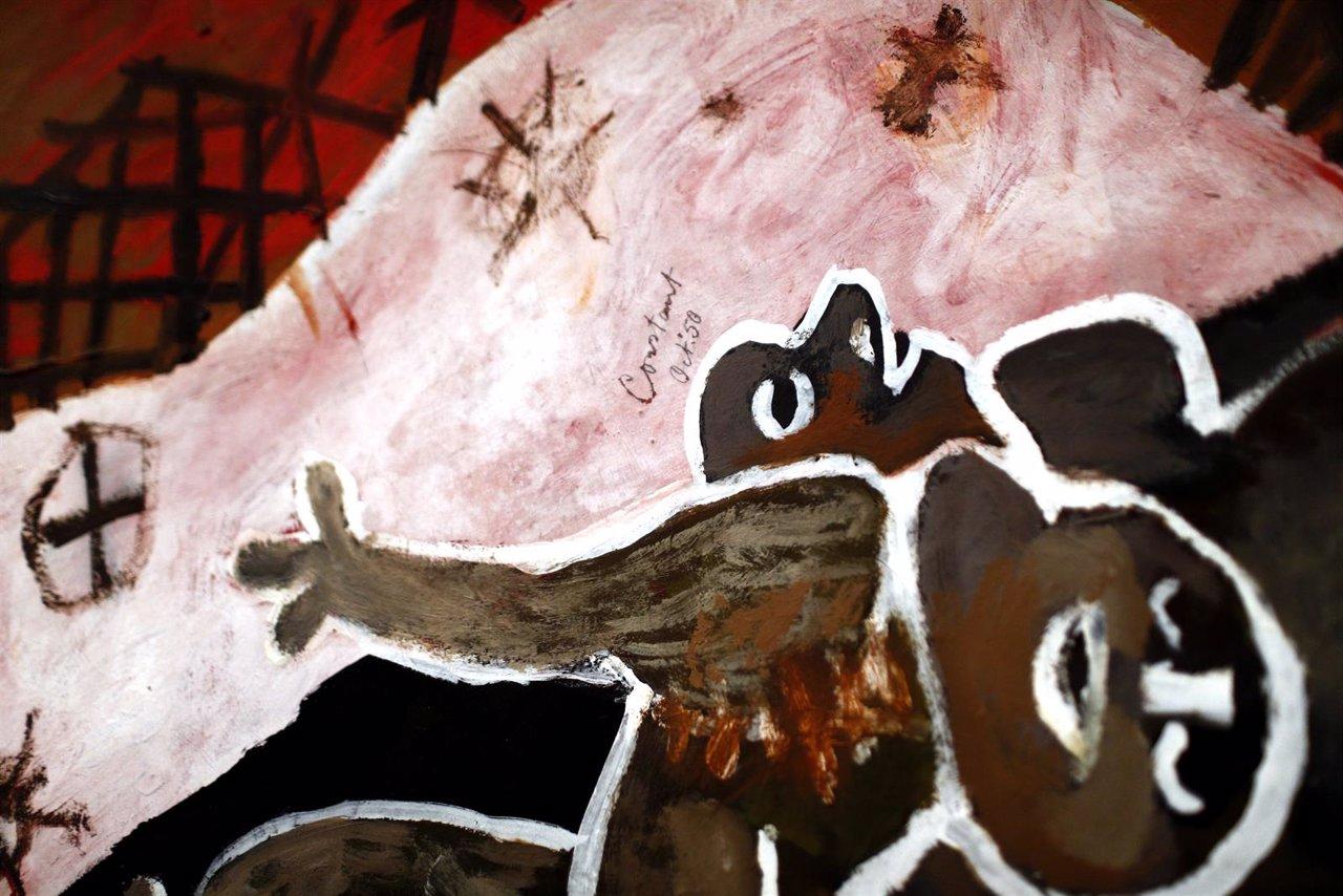 Presentación Exposición 'Nueva Babilonia' Del Artista Holandés Constant