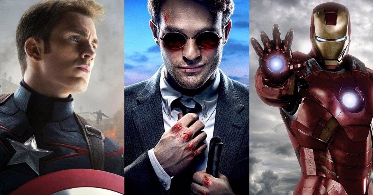 Vengadores y Daredevil