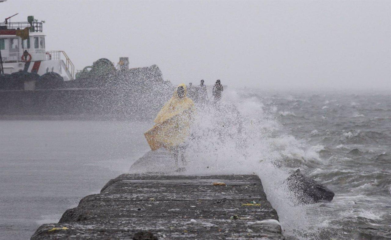 Tormenta tropical Linfa (Filipinas)