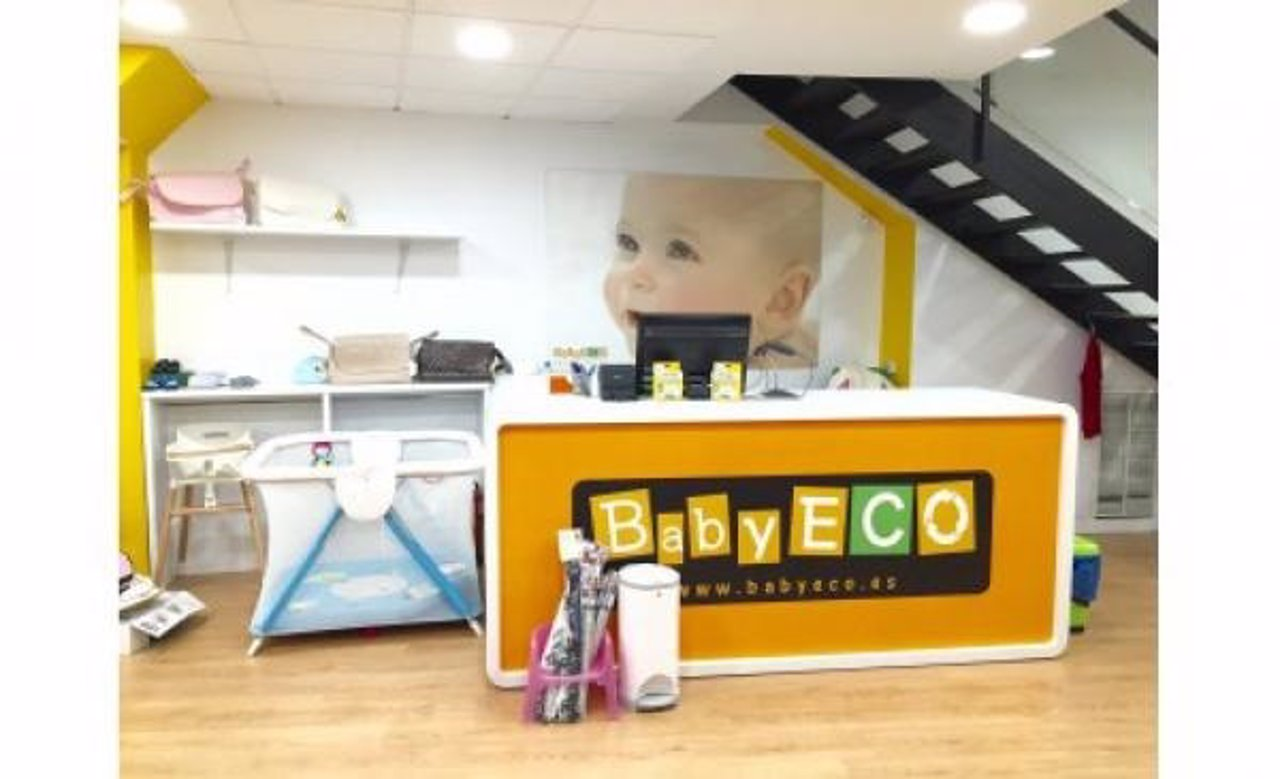 cb3ebf440 BabyECO abre una nueva tienda la calle Bravo Murillo de Madrid