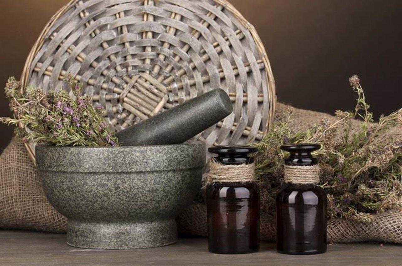 Siete de cada diez españoles dice utilizar preparados de plantas medicinales