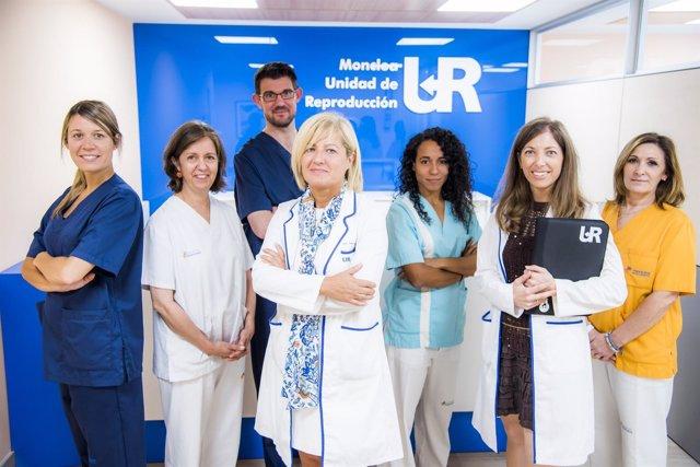 Unidad de Reproducción del Hospital Moncloa