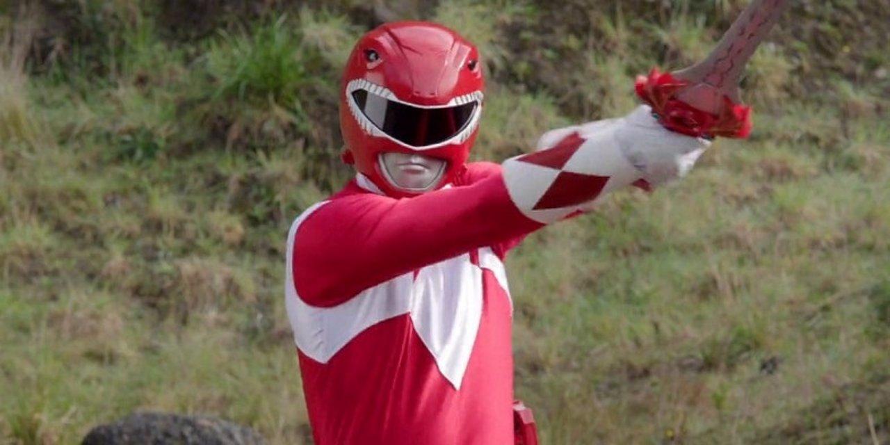 Dacre Montgomery nuevo Ranger Rojo