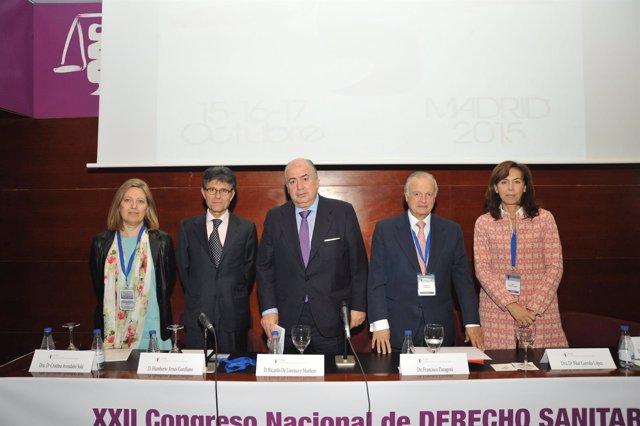 XXII Congreso Nacional de Derecho Sanitario