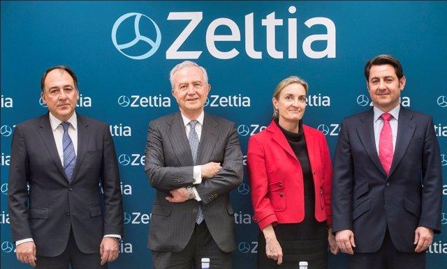 Presentación de fusión de Zeltia con Pharma Mar