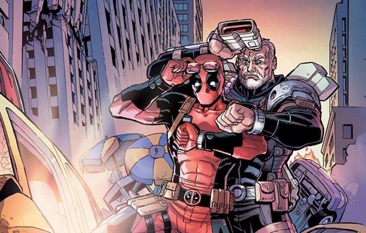 Marvel y Regreso al futuro