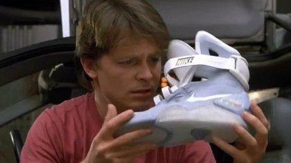 Regreso al futuro: Nike lanzará las Air Mag en primavera de 2016