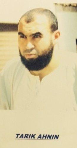 Tarik Ahnin. Yihadista detenido