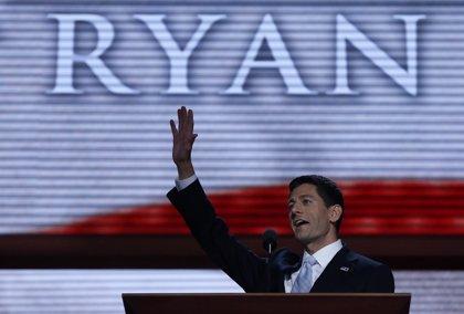 Ryan anuncia formalmente su candidatura para sustituir a Boehner