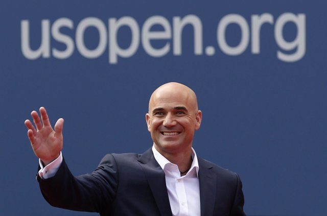 Andre Agassi US Open