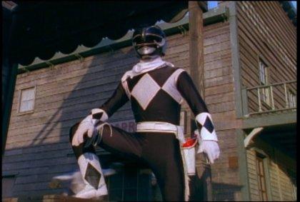 Power Rangers ya tiene a su Ranger Negro