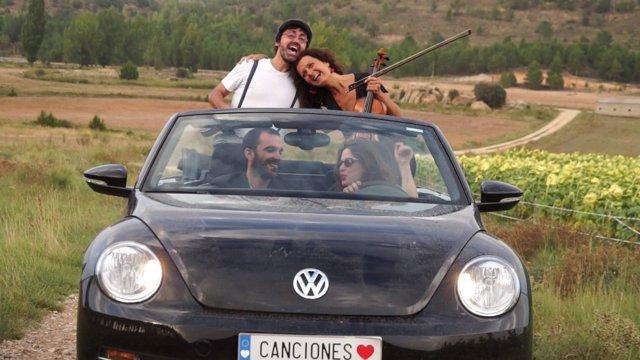 Imagen del vídeo de Sergio Sanz