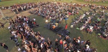 Foo Fighters tocarán en Cesena (la ciudad italiana donde mil músicos les reclamaron con su música)