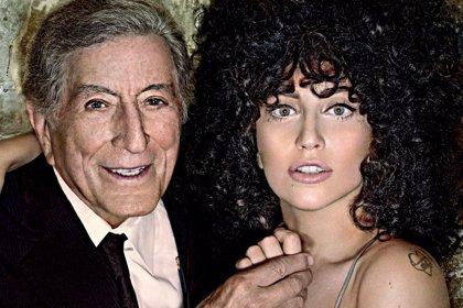 Lady Gaga y Tony Bennett planean otro disco conjunto, cantando canciones de Cole Porter