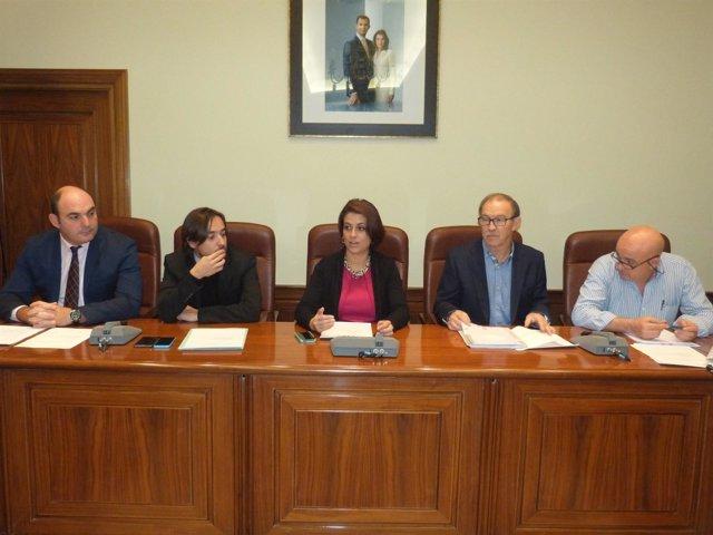 Reunión del Consejo Rector del IET