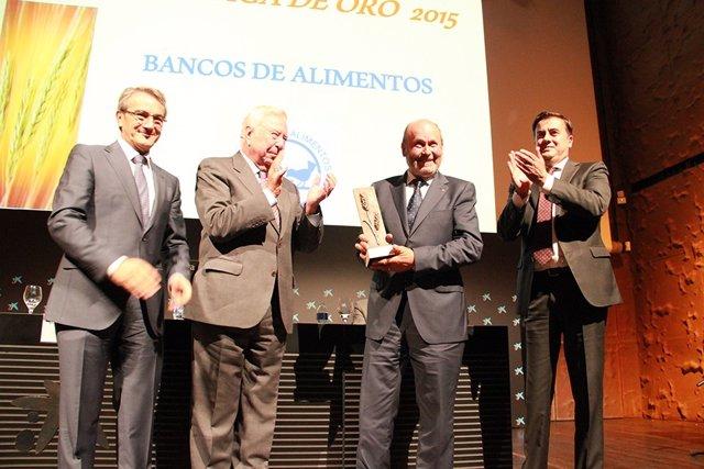 Grupo Caja Rural, premio Espiga de Oro.