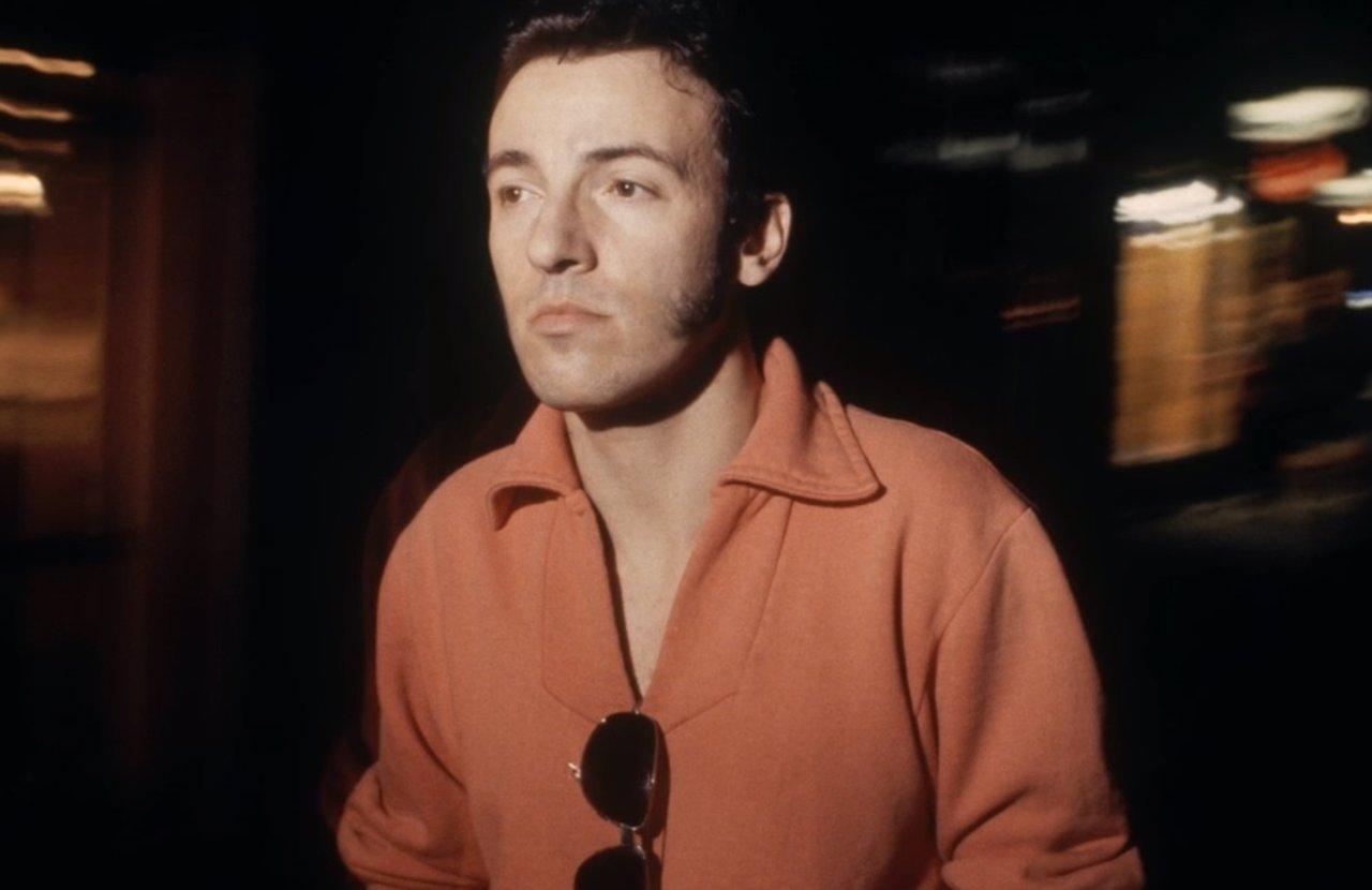 Bruce Springsteen en 1980