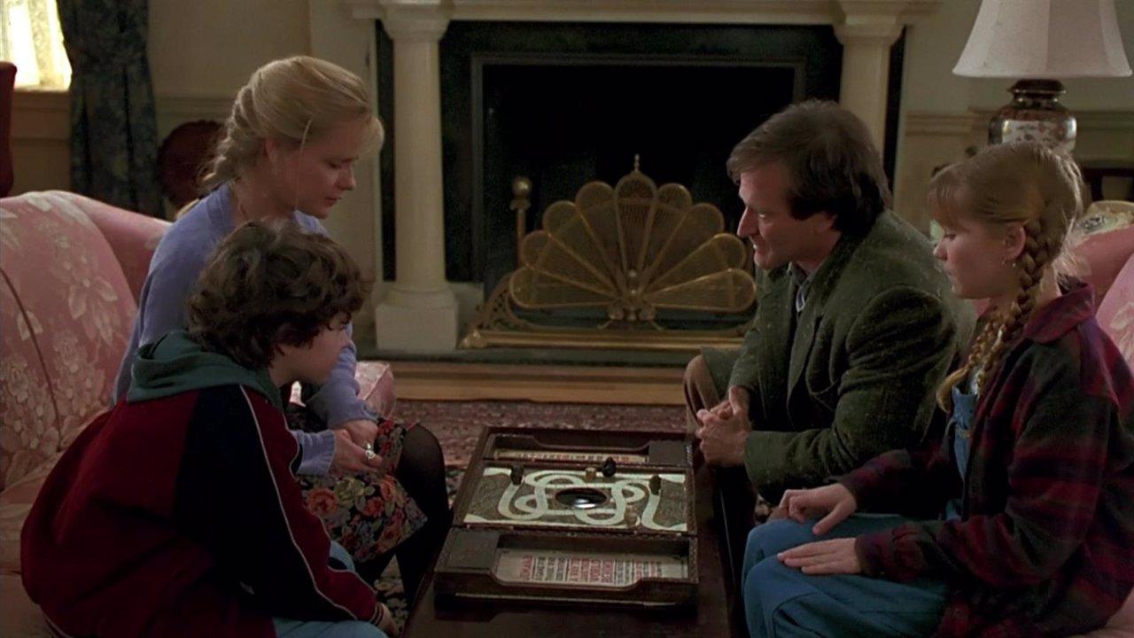 Imagen de la película 'Jumanji' de 1995