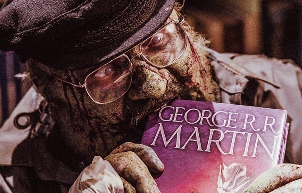 George R.R Martin